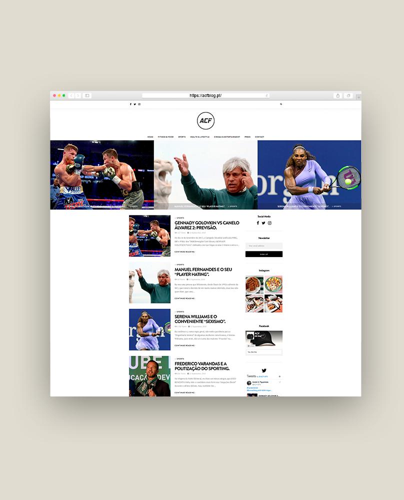 AFC Blog